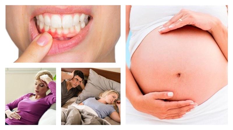 sintomas de gravidez que ninguém sabe