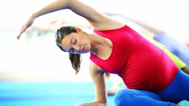yoga na gravidez
