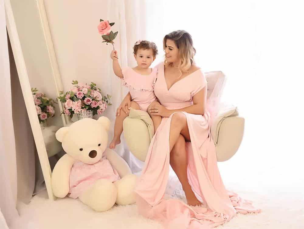 fotos mãe e filha