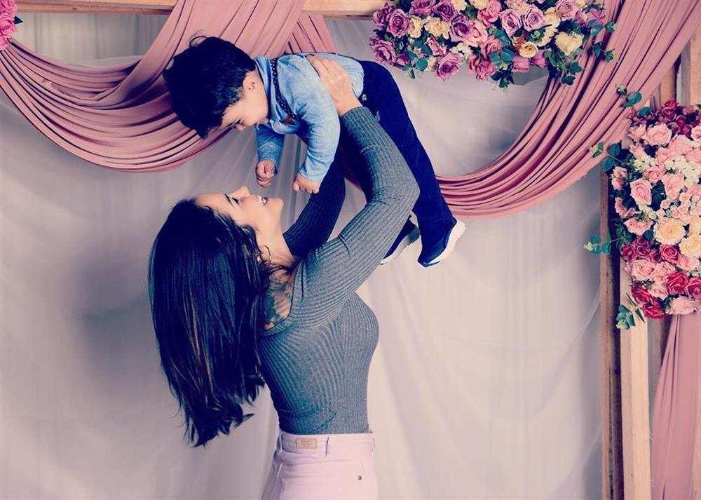 fotos para tirar com o bebe