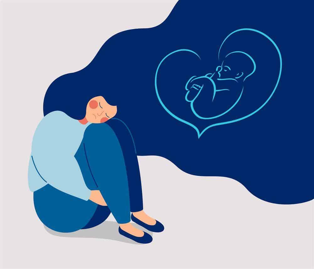 quando perde o bebe tem que fazer curetagem