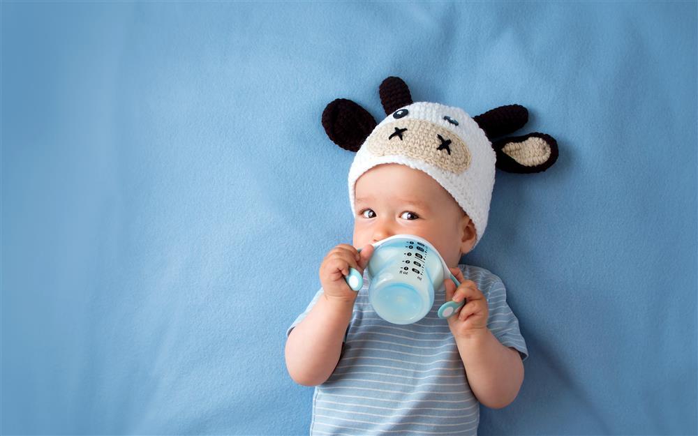 leite ninho para bebê de 8 meses