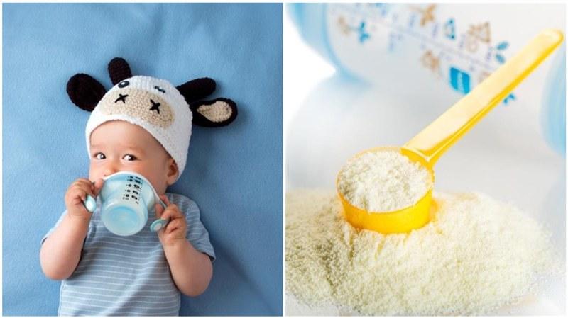 leite ninho para bebe fases