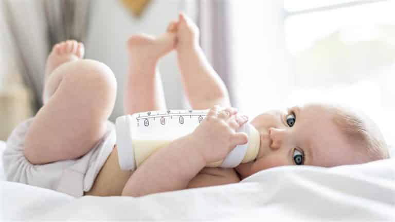 Read more about the article Leite Ninho para Bebê: veja qual é o ideal para seu filho e como preparar