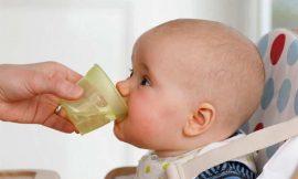 Chá de camomila para bebê faz mal?