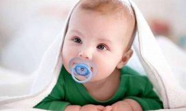 Chupeta Ortodôntica: benefícios e riscos para o recém-nascido