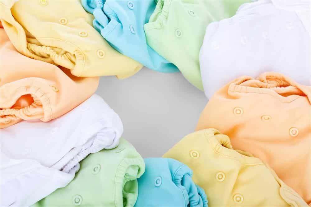 como usar fralda ecológica no bebe