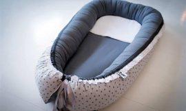 Como fazer ninho para bebê dormir: passo a passo completo