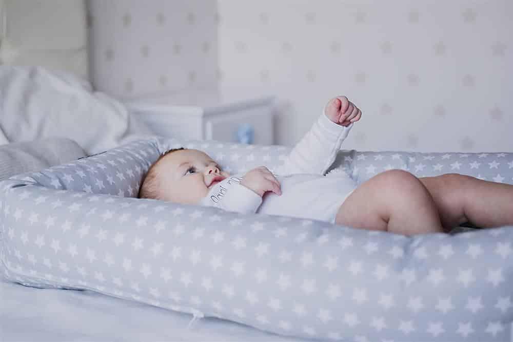 como fazer ninho para bebe dormir