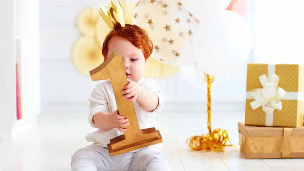 o que dar de presente para criança de 1 ano