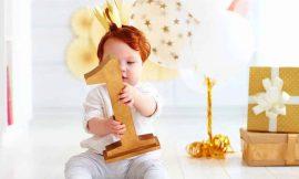 Presente para criança de 1 ano: +30 opções criativas para o bebê