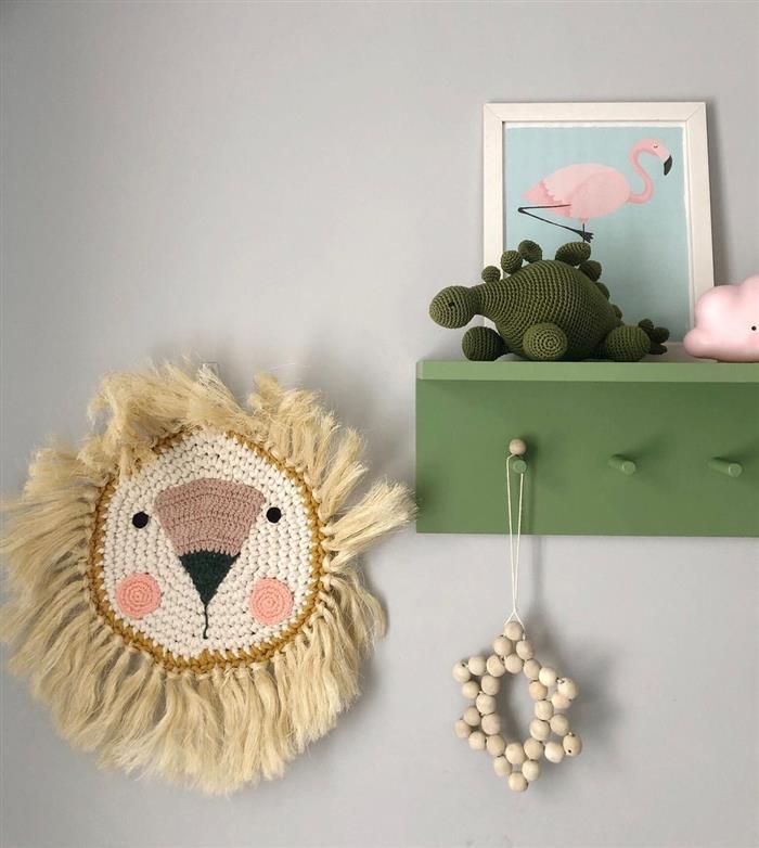 decoração quarto de bebe masculino barato