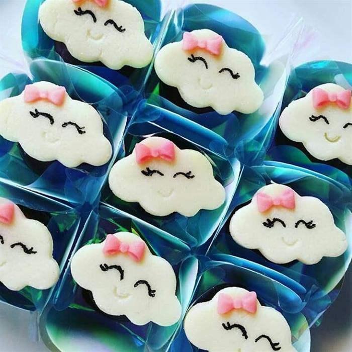 doces para cha de bebe chuva de bênçãos
