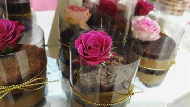 doces para cha de bebe rosa