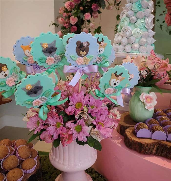 doces para mesa cha de fraldas