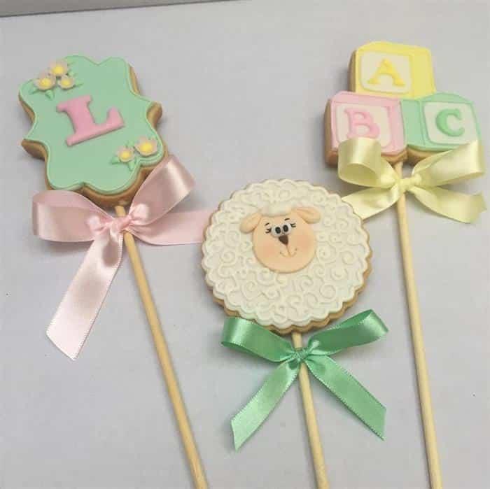 doces para servir em cha de bebe