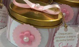 Lembrancinha de maternidade: + 50 ideias simples e diferentes