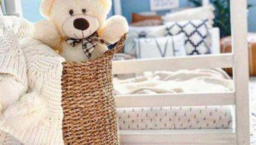 quarto de bebe masculino azul