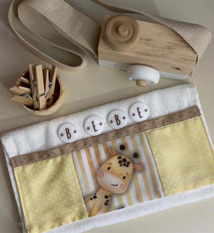 quarto de bebe masculino decoração simples