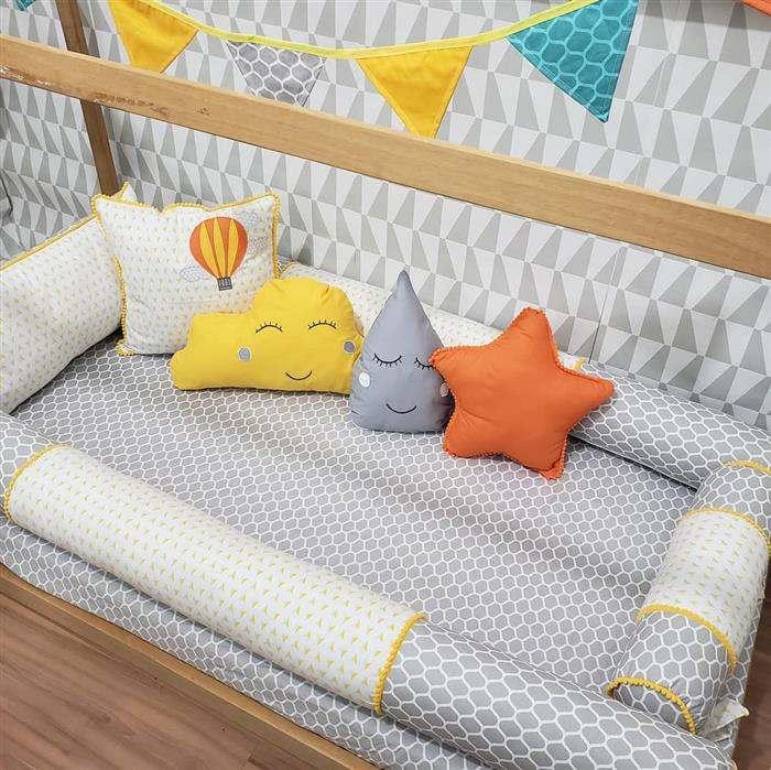 quarto de bebe masculino simples e bonito