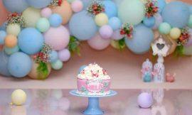 Bolo para smash the cake: Dicas para um ensaio perfeito