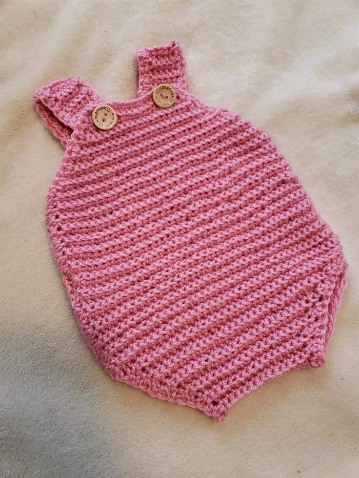 roupas de bebe em croche