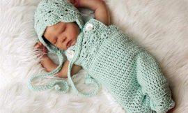 Roupas de bebê de crochê: modelos e ideias lindas