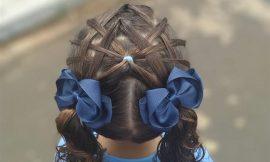 Penteado infantil para a escola: ideias simples para a volta às aulas