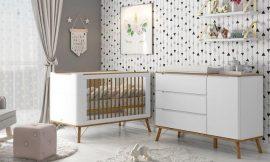 Quarto de bebê cinza: ideias de decoração para meninos ou meninas