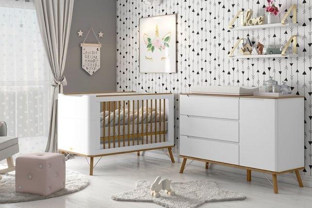 Read more about the article Quarto de bebê cinza: ideias de decoração para meninos ou meninas