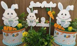 Mesversário Páscoa: Ideias de bolo e decoração simples