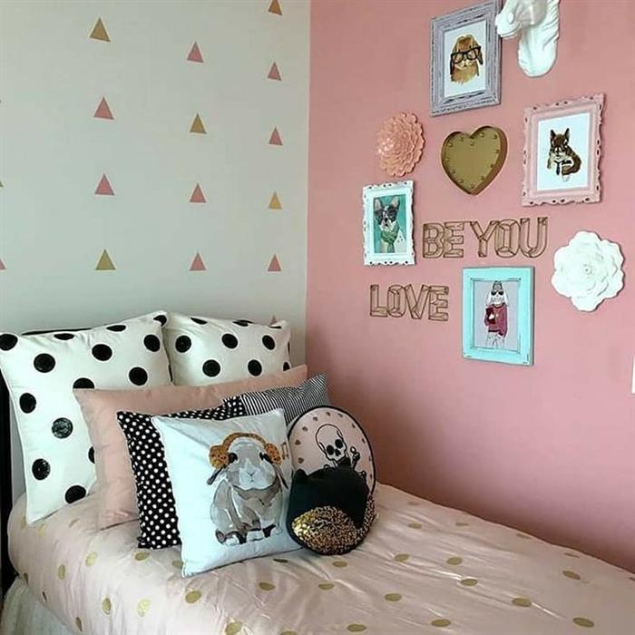 decoração de quarto infantil de apartamento pequeno