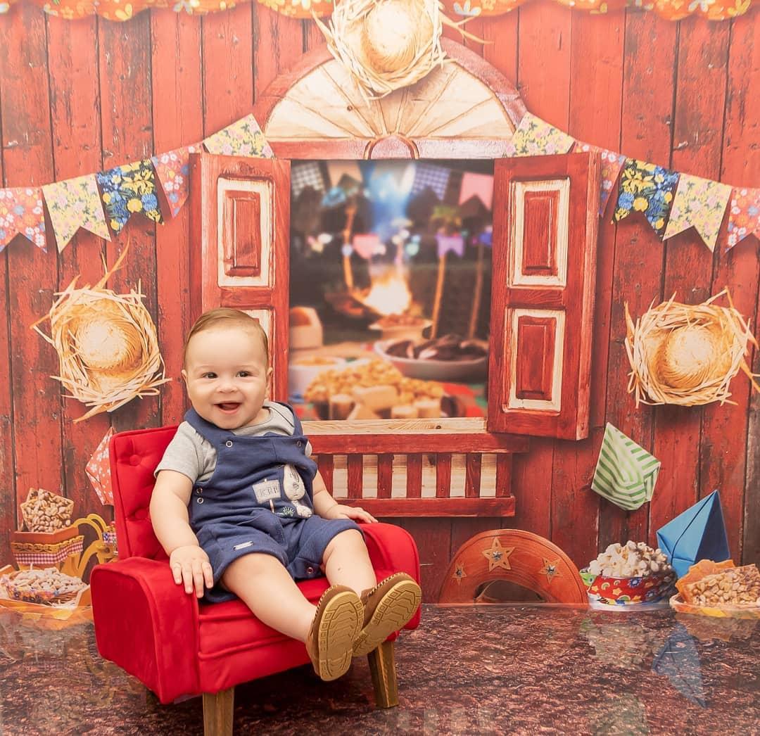 fotos criativas com bebe