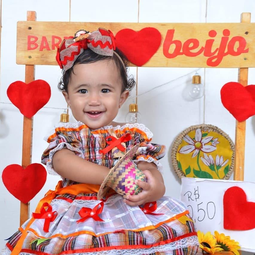 fotos criativas para bebê