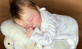 50 Fotos de bebê reborn menina e menino muito realistas
