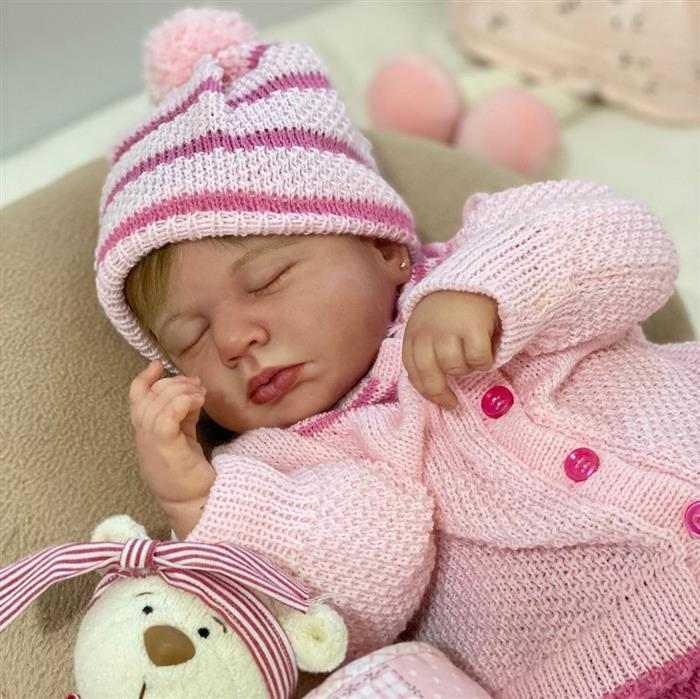 bebe reborn menina