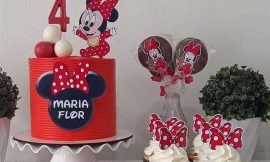 Tema Mesversário Minnie: dicas para decorar e arrasar na festa
