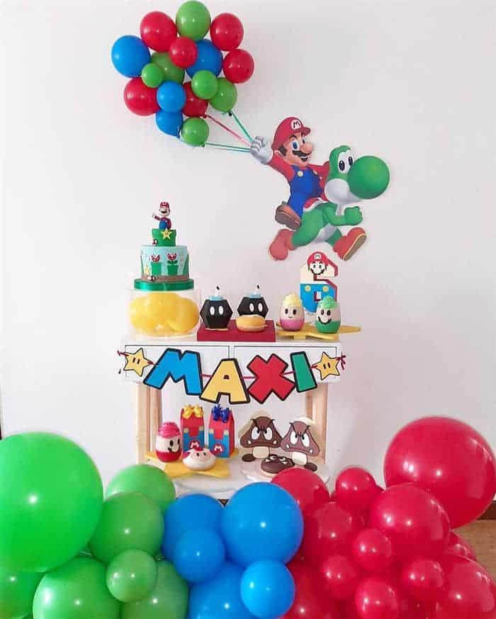 como organizar festa de aniversario infantil simples