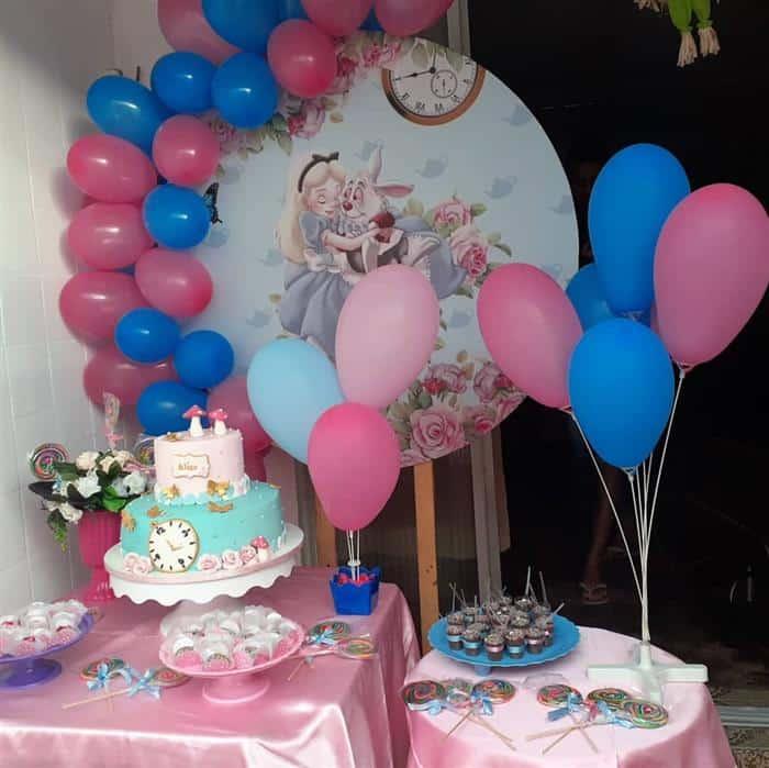 painel festa de aniversário infantil