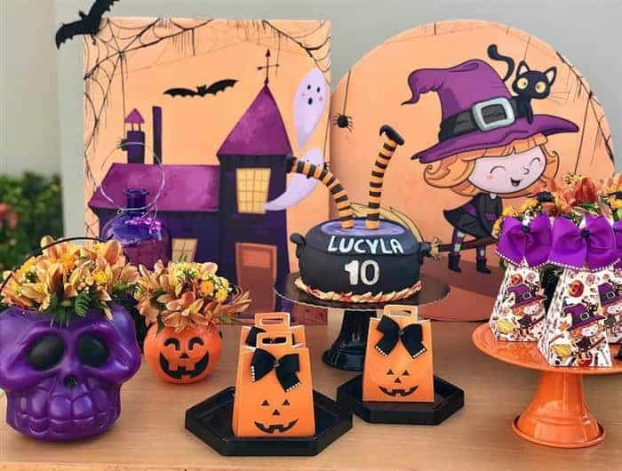 ideias de lembrancinhas do halloween